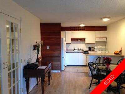Kitsilano Condo for sale:  1 bedroom 668 sq.ft. (Listed 2015-12-10)