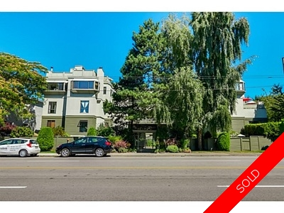 Kitsilano Townhouse for sale:  2 bedroom 1,012 sq.ft. (Listed 2015-12-18)