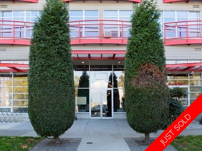 Mount Pleasant VE Condo for sale:  1 bedroom 777 sq.ft. (Listed 2016-10-13)