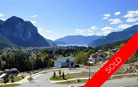 Squamish Plateau Land Only for sale: Crumpit Woods Subdivision Studio  (Listed 2016-10-17)