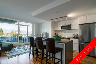 Mount Pleasant VE Condo for sale:  1 bedroom 560 sq.ft. (Listed 2017-01-23)