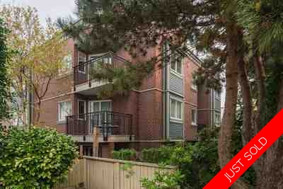 Kitsilano Condo for sale:  2 bedroom 579 sq.ft. (Listed 2017-09-18)